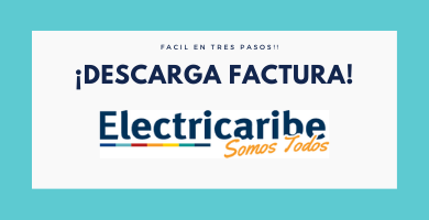 DESCARGAR-FACTURA-ELECTRICARIBE